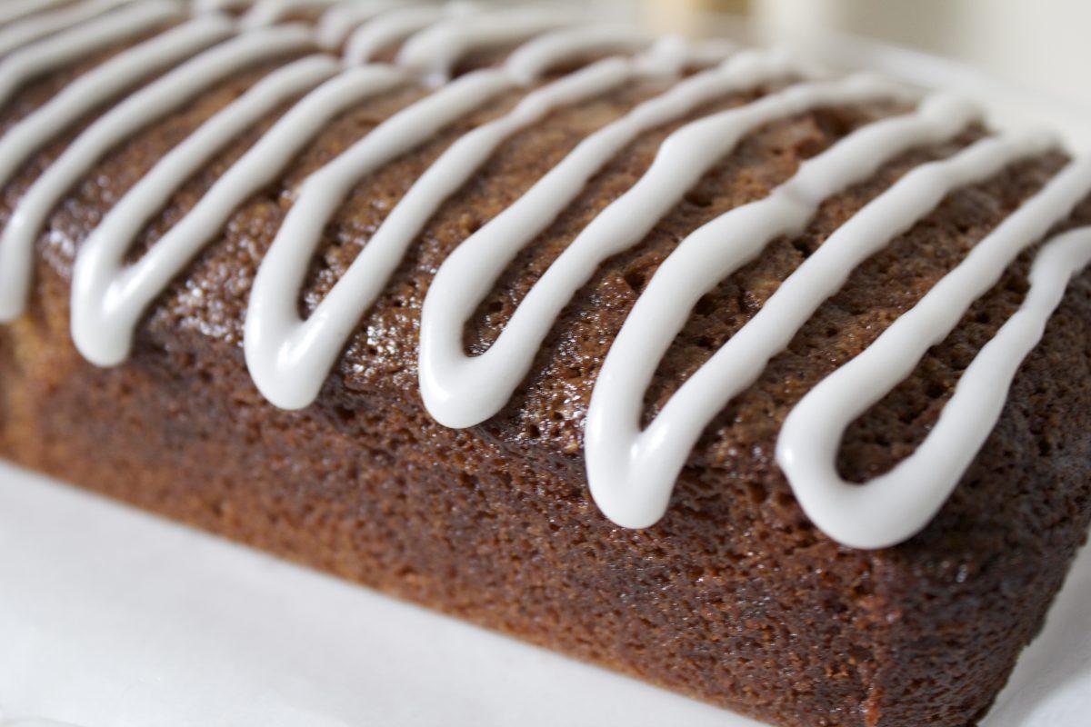 Honeybuns, Cake mix, Gluten Free, Lemon Loaf Cake