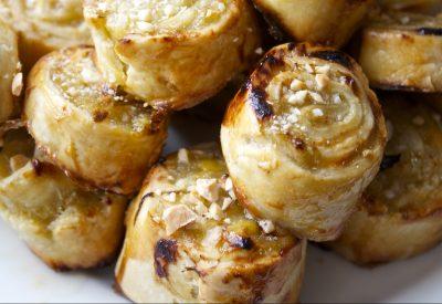Gluten Free, Rhubarb, Ginger, Almond, Pinwheel, Pastries, pastry, lifestyle blog, lifestyle, lifestyle blog uk, gluten free, gluten free blog uk, blogger, uk blog, uk blogger,